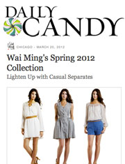Daily Candy March 2012